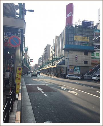 北千住駅西口マルイの画像