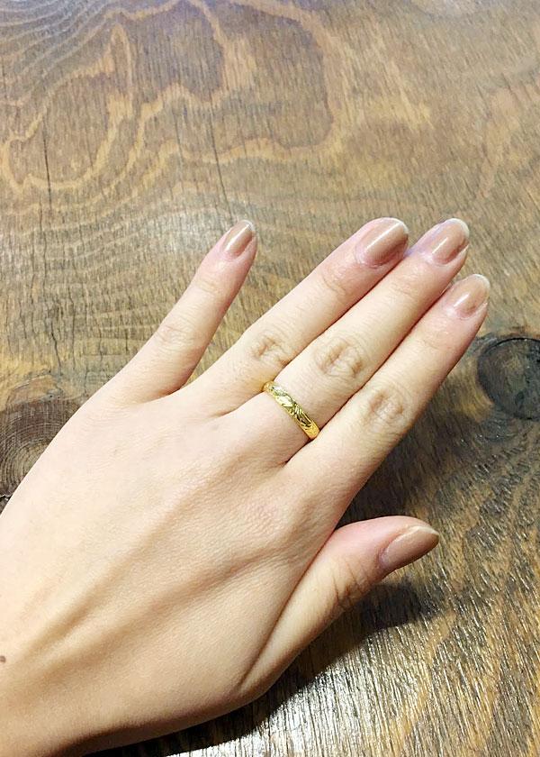 西新井大師で有名な指輪