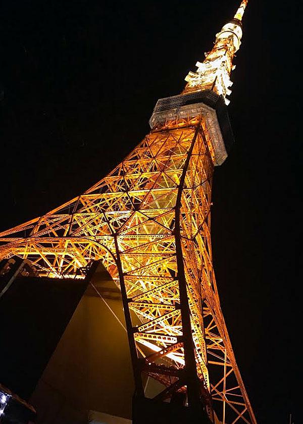お腹も心もいっぱいになりいざ!!!東京タワーへ!