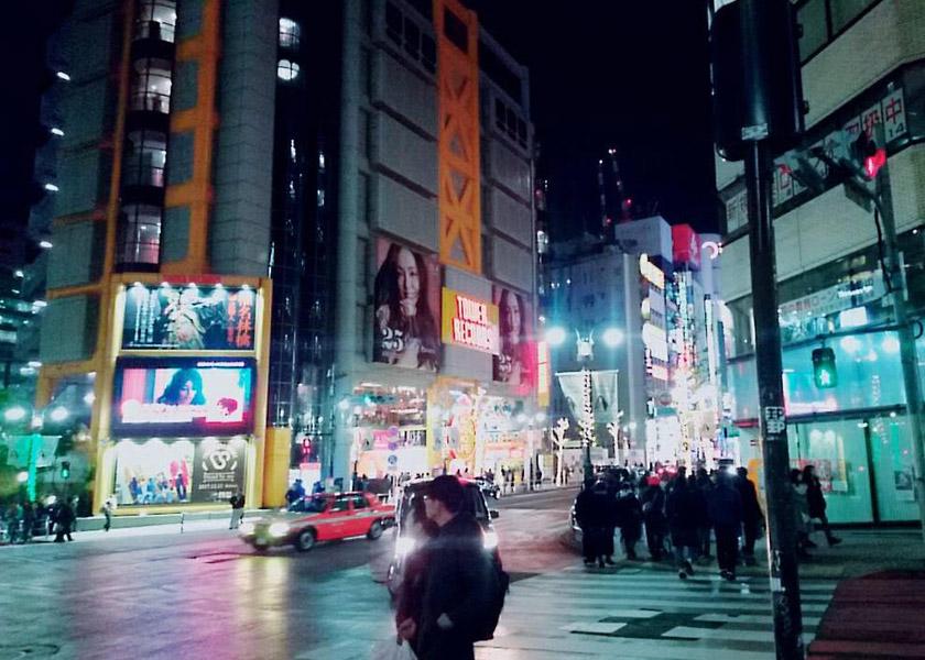 2017年末の渋谷002