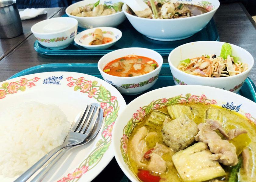 渋谷店風巻の休日ランチ『タイ国料理ゲウチャイ新宿店』