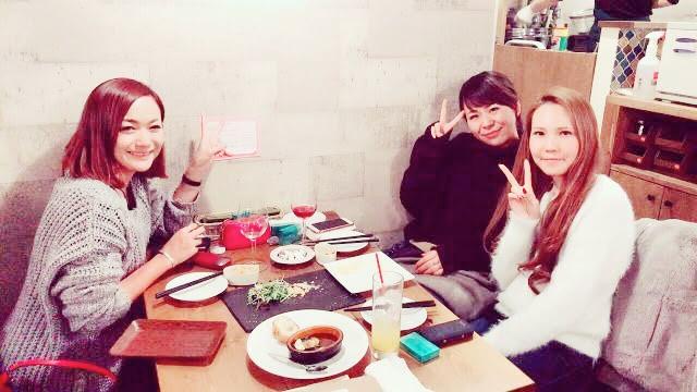 野口とは新人の頃渋谷店で一緒に働き、田村とは一緒の店舗で働いたのは数日ですが濃い~飲み会