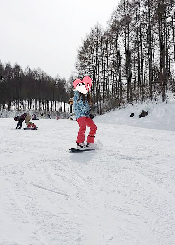 ちなみに野口のお気に入りのスキー場はガーラ湯沢です♪