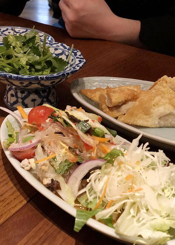 リーズナブルに本格的なタイ料理を楽しむことが出来ました!
