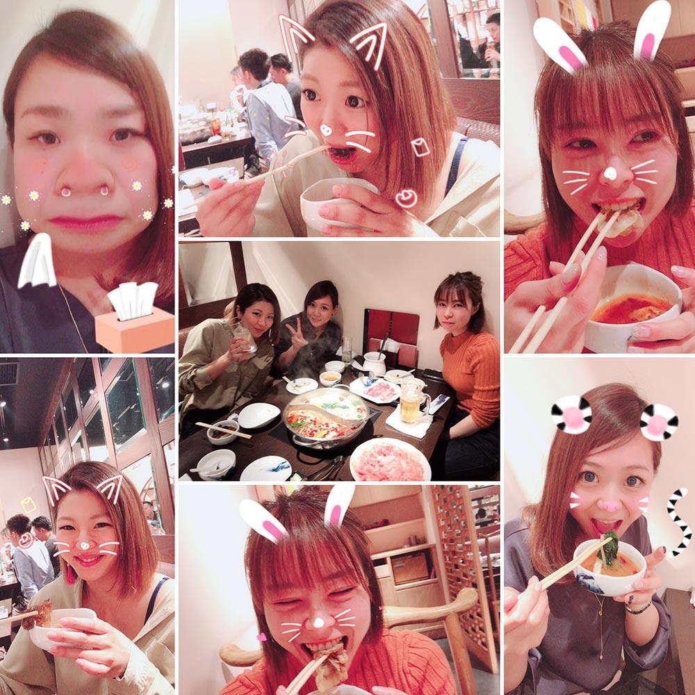横浜店3月誕生会