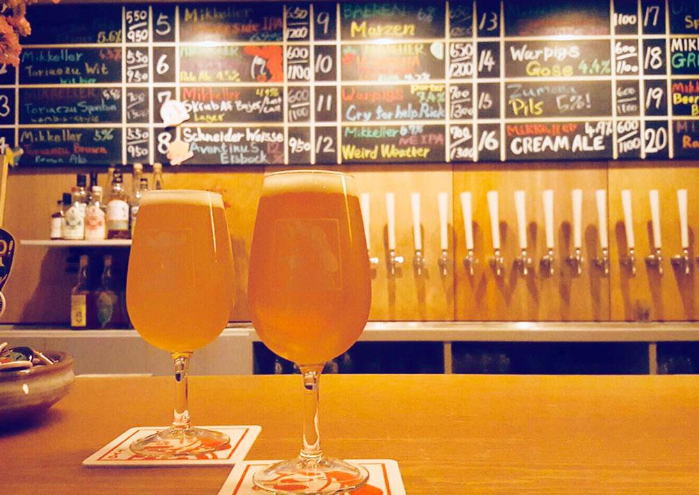 クラフトビール20種