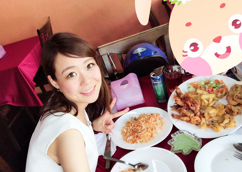 ペナン島旅行_食事2
