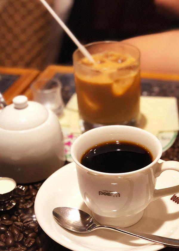 コーヒーハウス『ぽえむ』@高円寺
