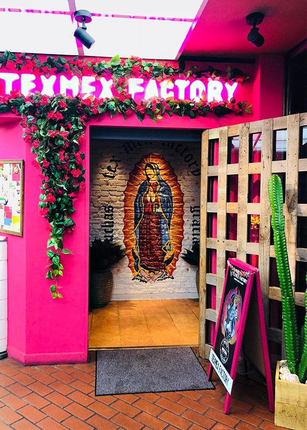 TEXMEX FACTORY渋谷店